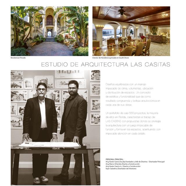 88 ARQUITECTOS armado2015.indd