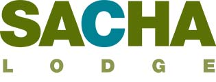 Logo SACHA LODGE ilustra1
