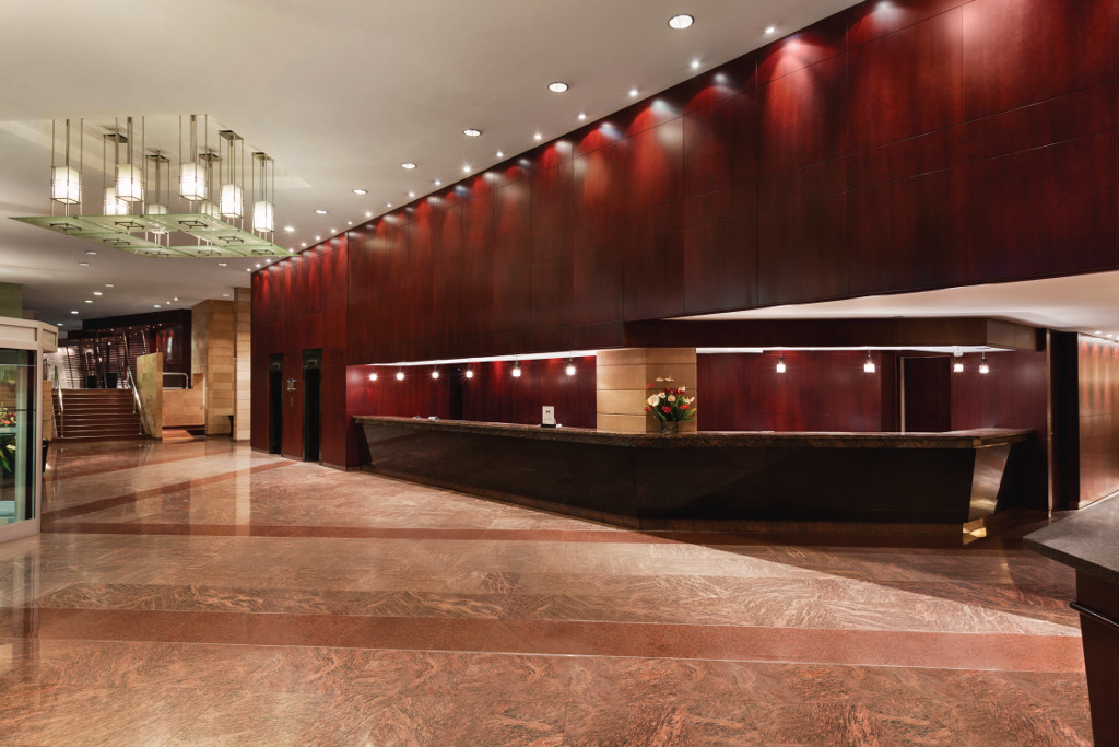 Hilton Colon Quito Hotel - Lobby - 965284