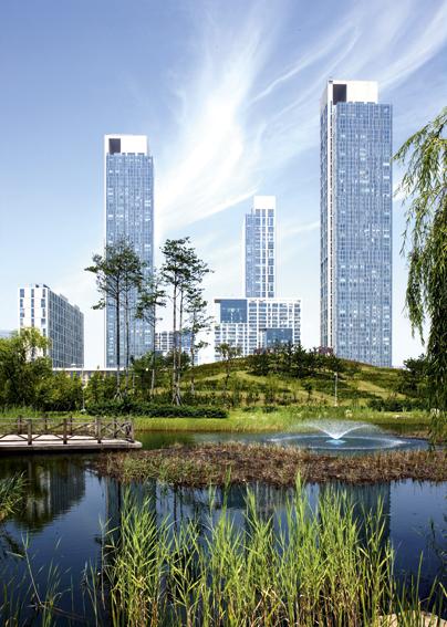 Songdo IBD - First World Towers - Credits Jae Sung E