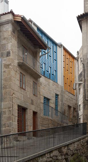 7 El uso del color destaca en el proyecto Ferrería-San Sebastián