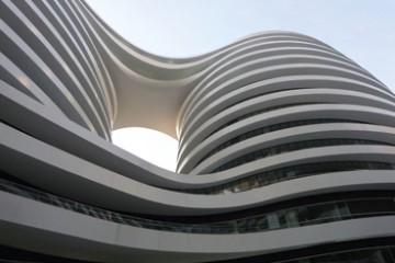 ZAHA Galaxy Soho, Beijing