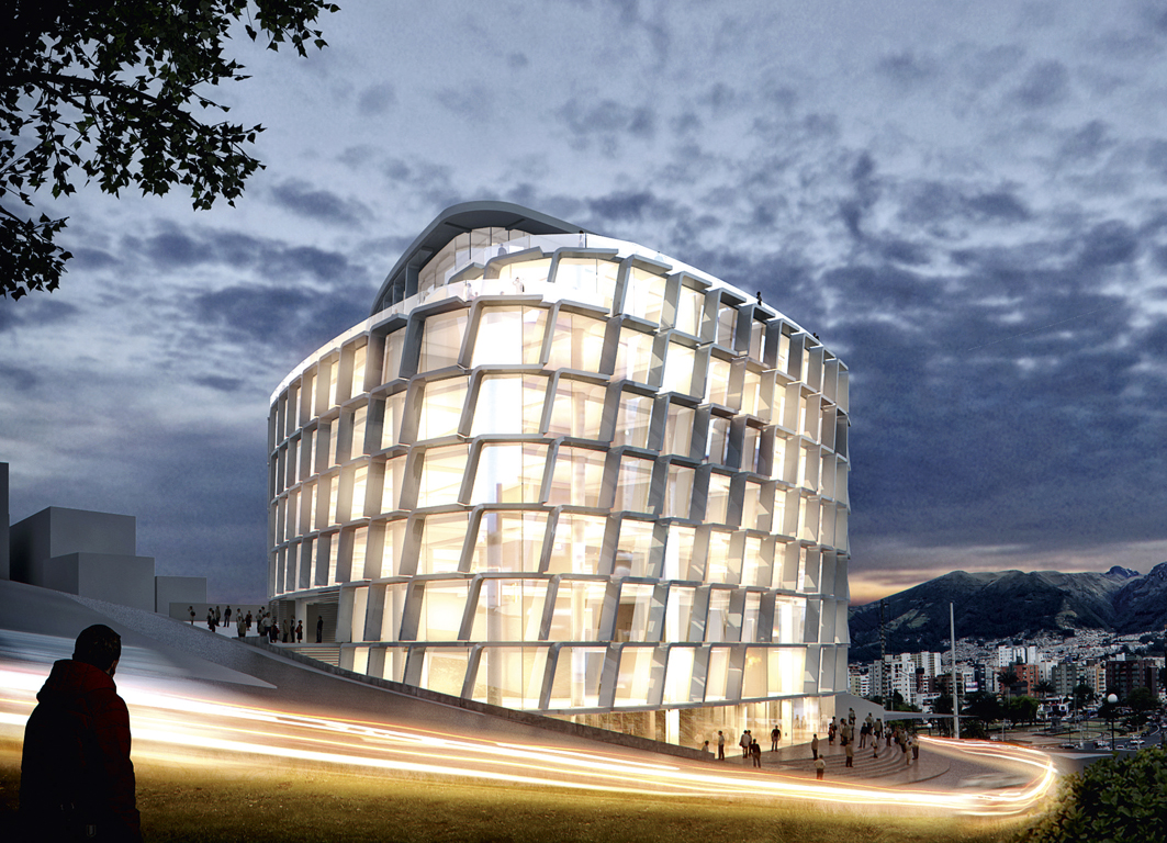 EDIFICIO CORPORATIVO REISS - QUITO