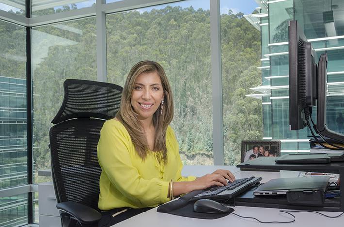 Anabel Rodríguez, Directora de Recursos Humanos Nestlé