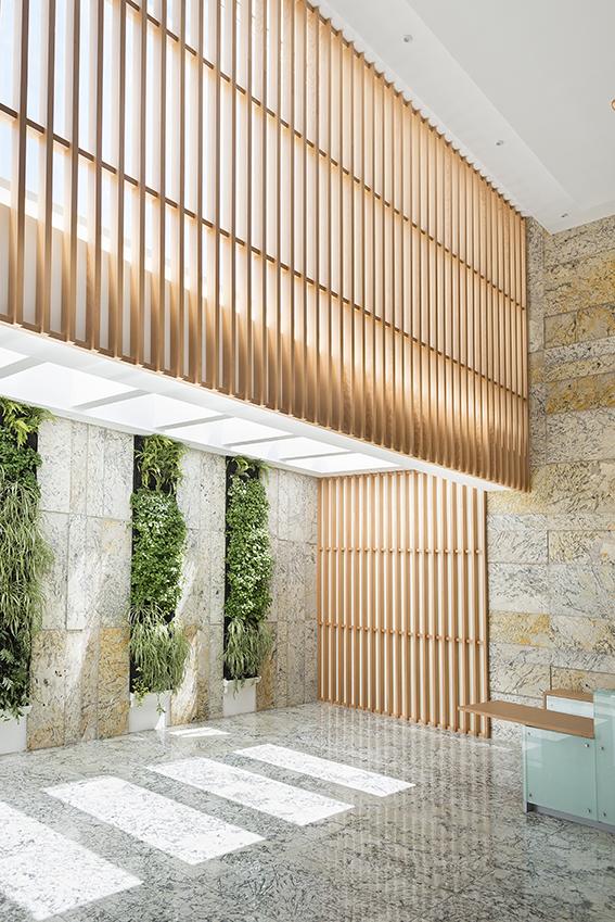 Fabricado por Decosa para RVC Arquitectos Consultores