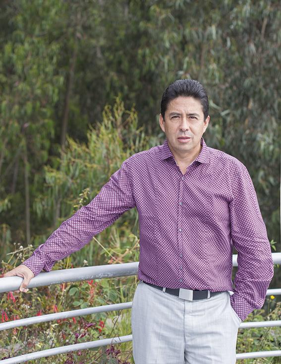 Rodrigo Andrade. Presidente Ejecutivo, VIP CONSTRUCTORA