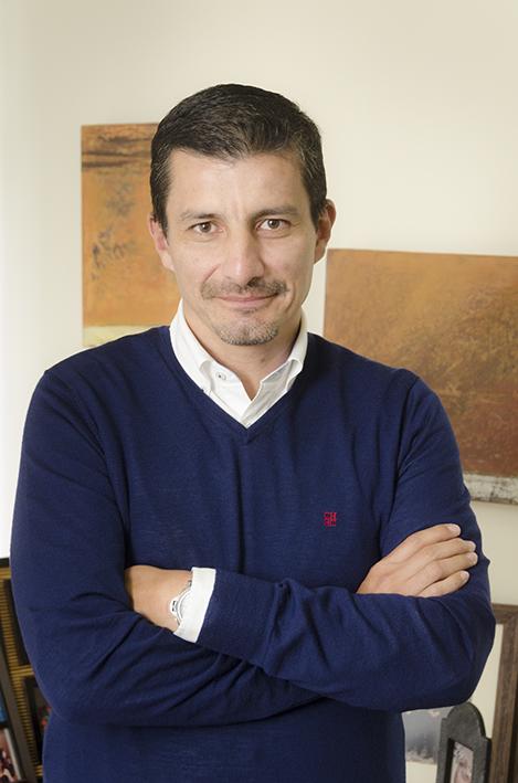 Luis Granja, Vicepresidente de Finanzas y Control de Gestión - Telefónica Ecuador