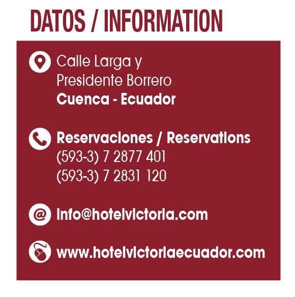 INFO HOTEL VICTORIA