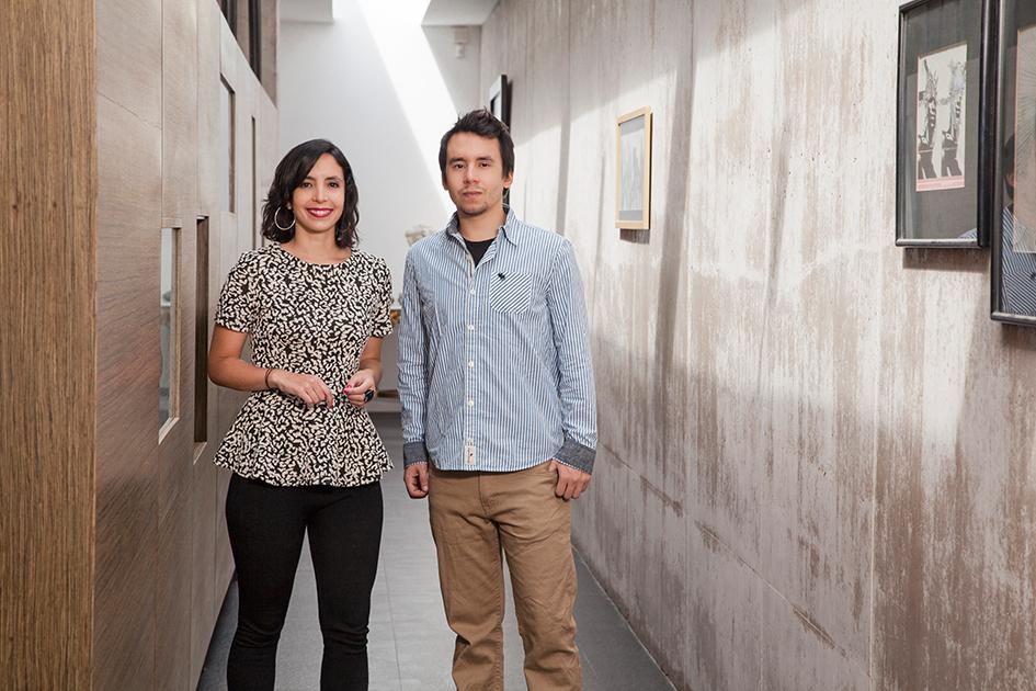 Arquitectos Ana María u Julio Endara