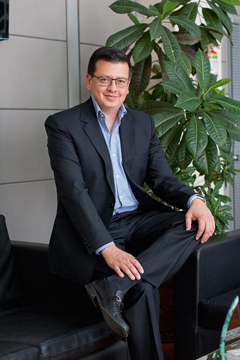 Pablo Falconí Castillo, Registrador de la Propiedad (E)