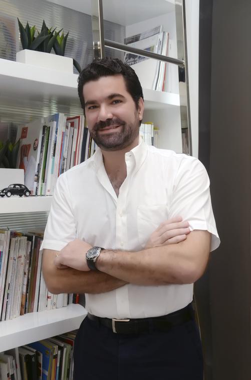 Arq. Jaime Andrés Ortega