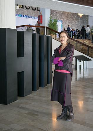 Adriana Zacarias Farah, Coordinadora regional de eficiencia y recursos del Programa de Medio Ambiente de Naciones Unidas (UNEP)
