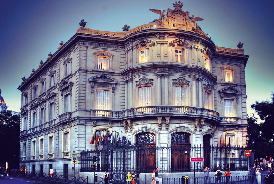 Palacio de Linares Casa de América