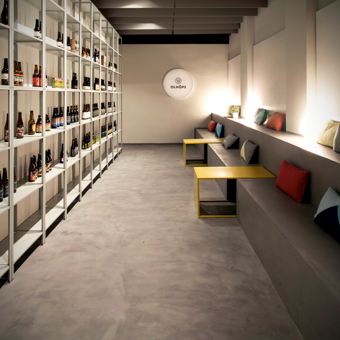Foto: Borja García Studio / Localización: Calle Sueca 21, 46006, Valencia
