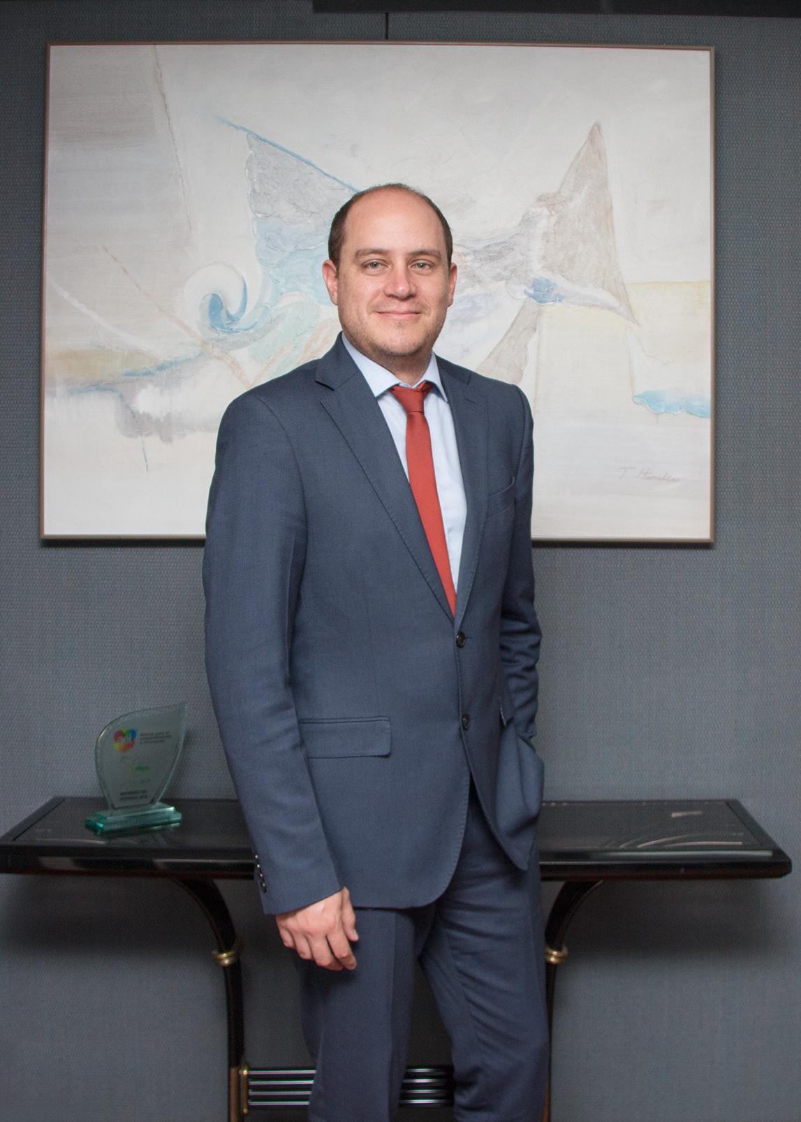 ECO. JULIO JOSÉ PRADO, Presidente Ejecutivo de la Asociación de Bancos Privados de Ecuador (Asobanca)