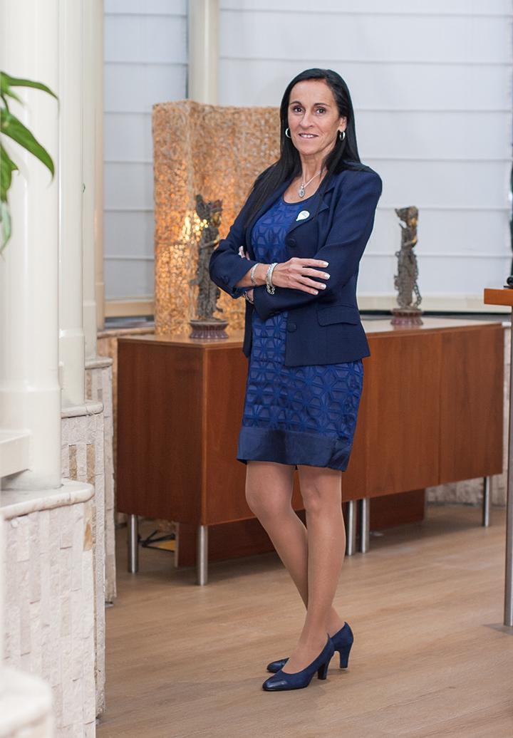 MARIANELA OLIVERI. Bróker y propietaria de PREMIUM II REMAX, Buenos Aires