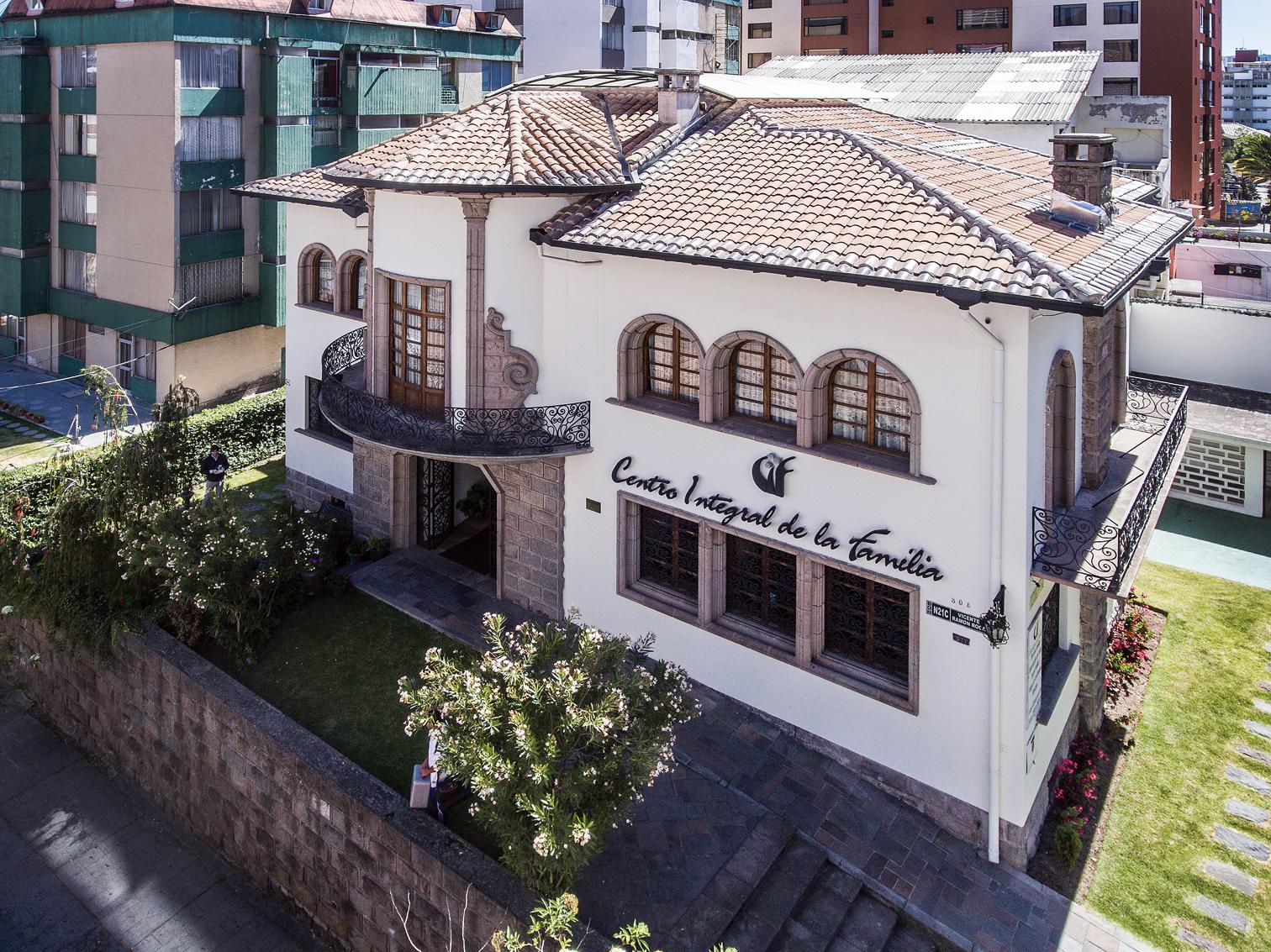 Casa León Orellana. Foto: Rómulo Moya Peralta, Archivo Trama