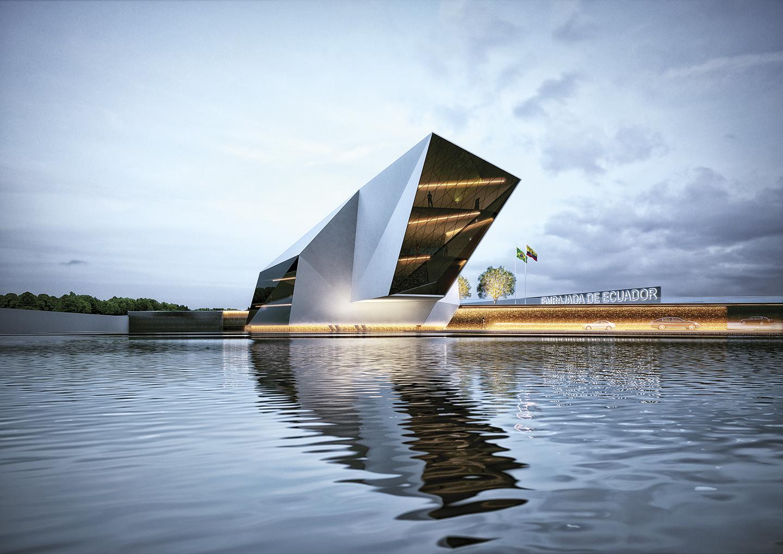 Revista Clave - Especial Arquitectos 2017 - Diego Guayasamín