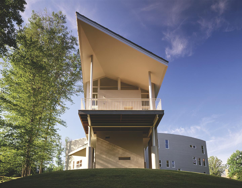 Revista Clave - Riverbend House, Hariri & Hariri Arquitecture