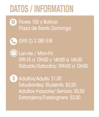 Santo Domingo - Clave Turismo
