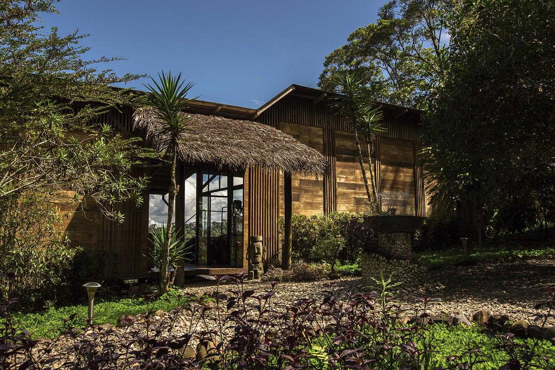 Hamadryade Lodge