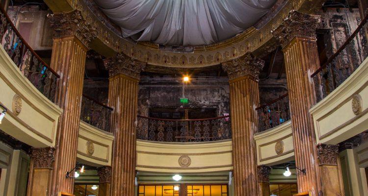 Teatro Bolívar - Revista Clave!