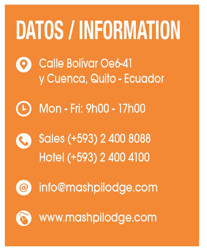 Mashpi Lodge - Clave Turismo