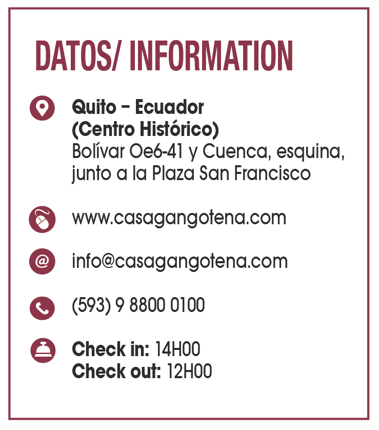 Casa Gangotena - Clave Turismo