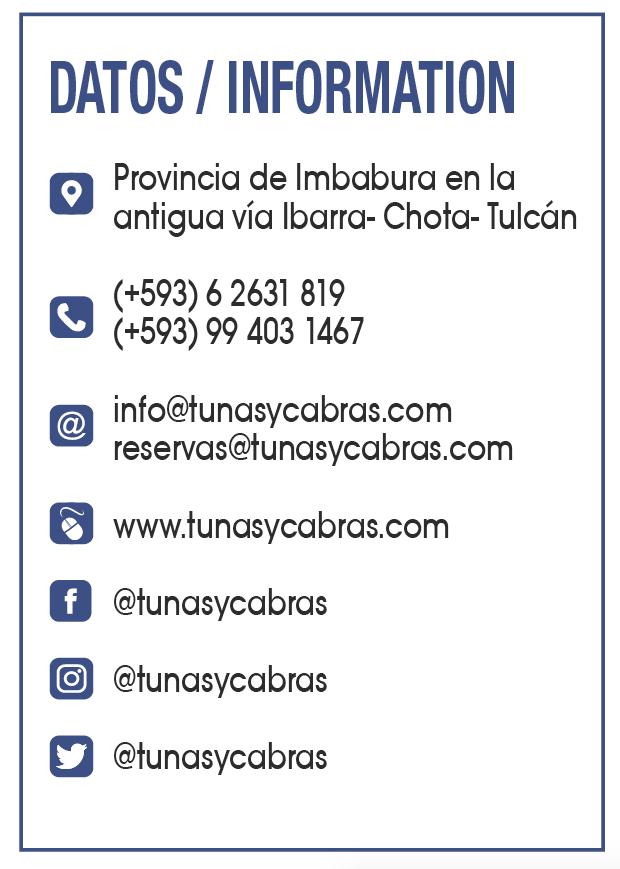 Tunas y Cabras - Clave Turismo