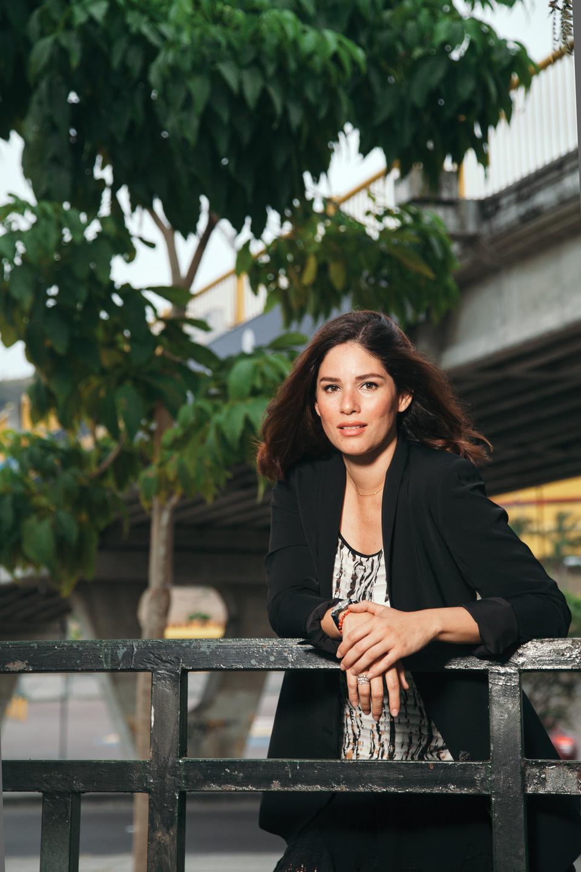 Andrea Fiallos - Revista Clave!