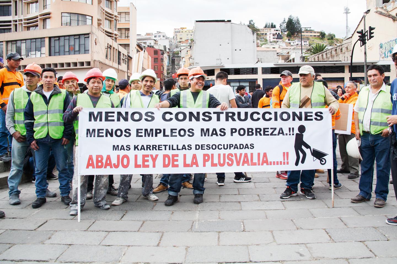 Marcha Plusvalía - Revista Clave!