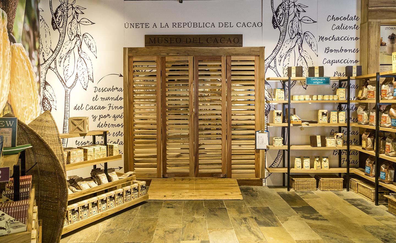 Museo del Cacao / República del Cacao - Clave! Turismo