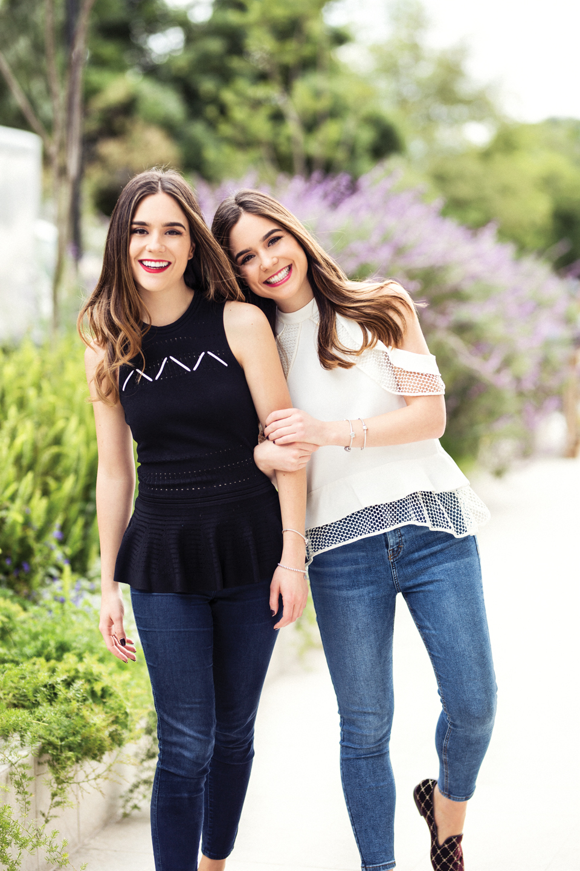 Vanessa y Alejandra Peña - Revista Clave!