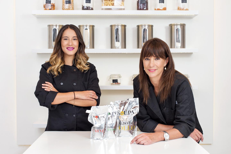 Susana Mora Bowen y Carla Uribe - Revista Clave!