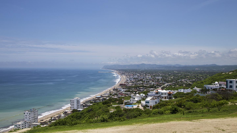 Playa Crucita