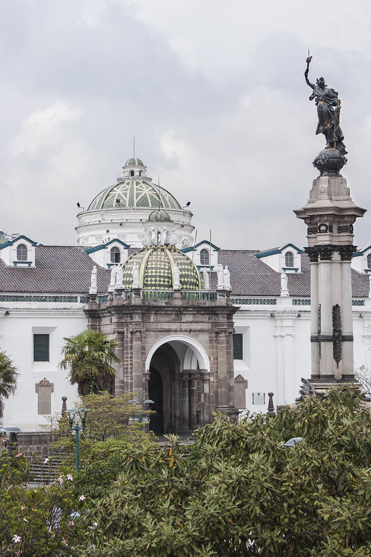 Quito Churches - Clave! Turismo