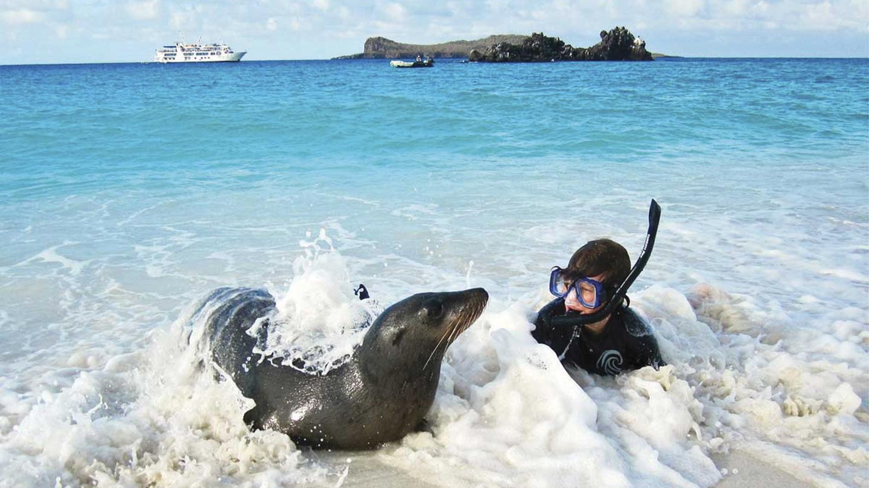 Galapagos Cruise - Clave! Turismo