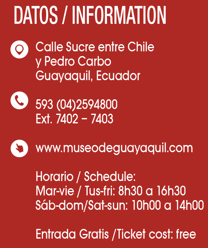 Museo Municipal Guayaquil - Revista CLAVE!