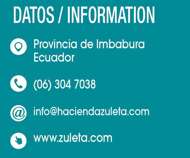 Hacienda Zuleta - Revista CLAVE!