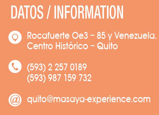 Masaya Hostel Quito - Revista! CLAVE!