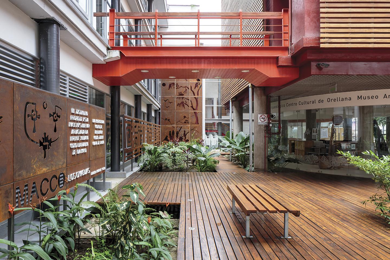 MCM + A Taller de Arquitectura - Revista CLAVE!
