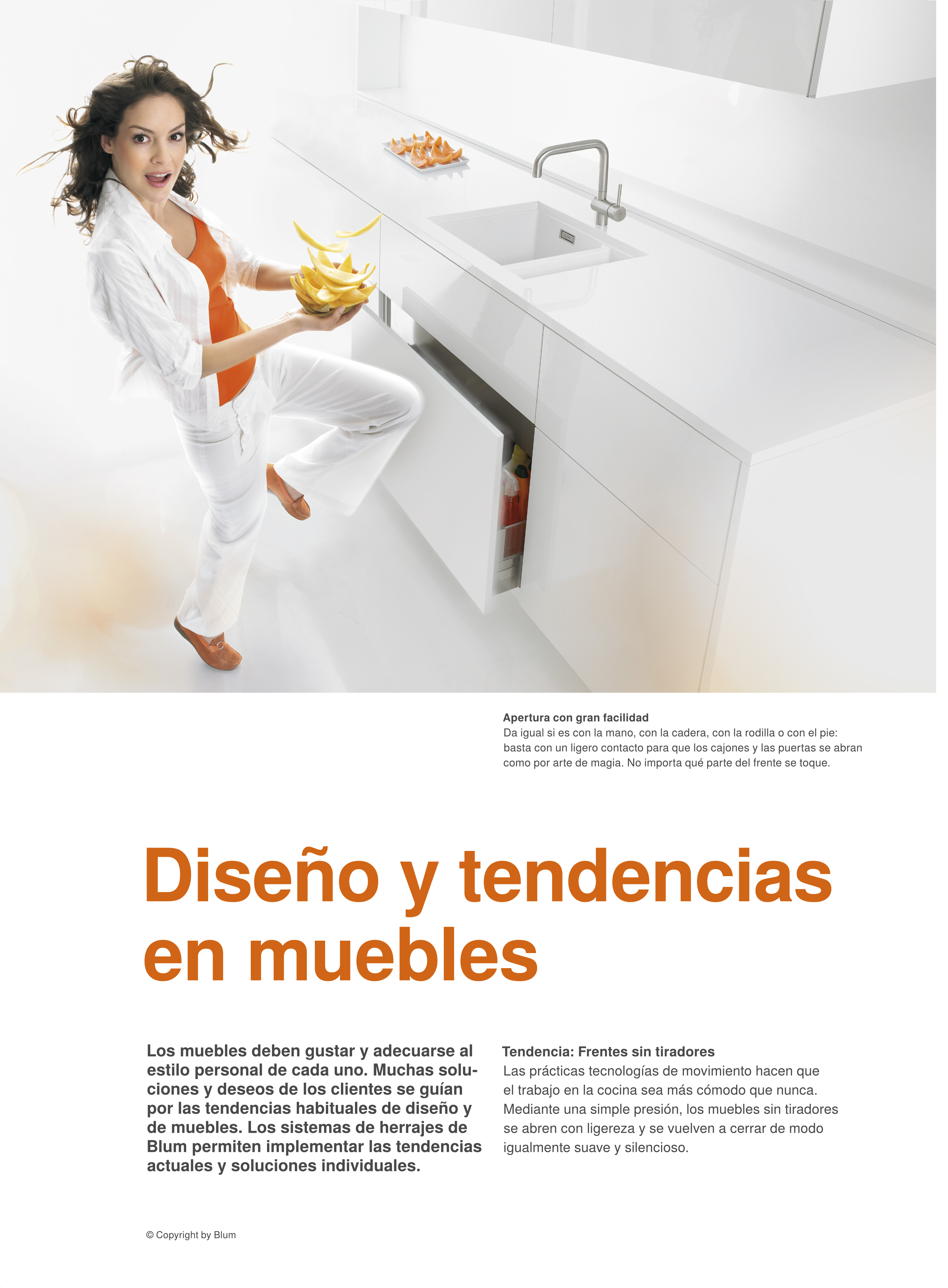 D´KOCINA - Especial Decoración - Revista CLAVE!