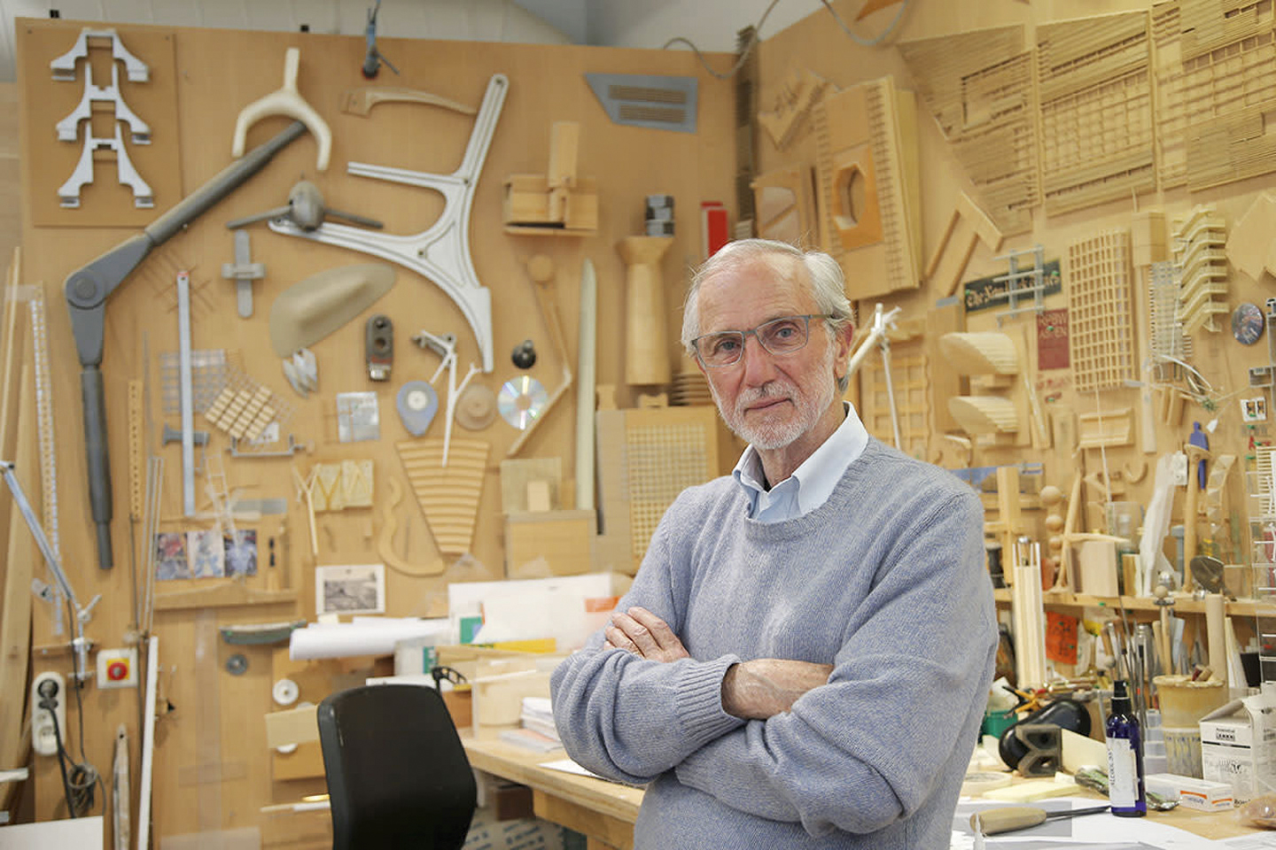 Renzo Piano - Revista CLAVE