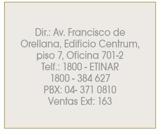 ETINAR- Revista CLAVE!