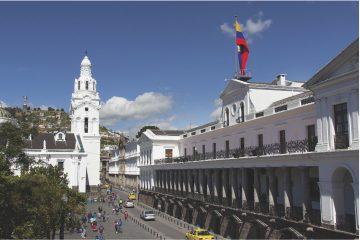 Centro Histórico de Quito -Revista CLAVE!