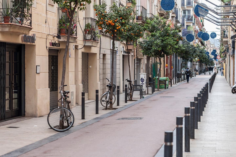 Antiguos barrios