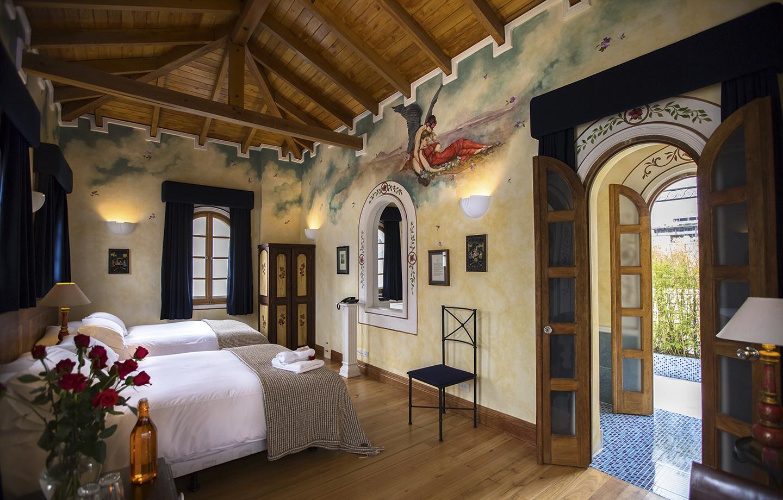 Cultura Manor Hotel Boutique - Revista CLAVE Turismo Ecuador