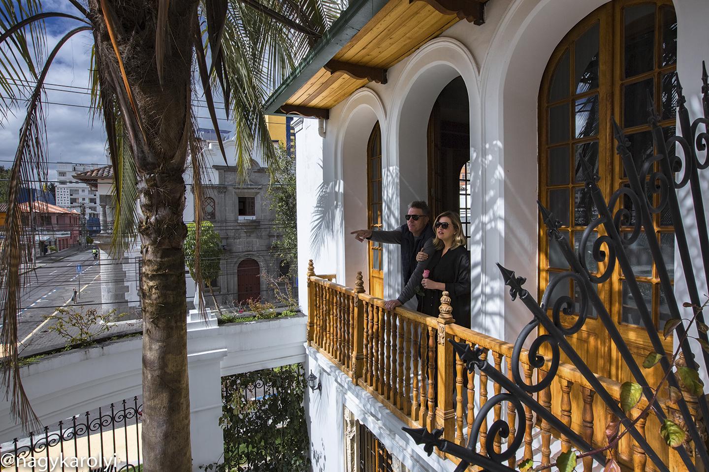 Cultura Manor Boutique Hotel - Revista CLAVE Turismo Ecuador