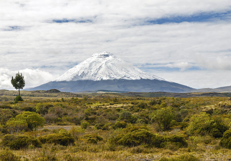 Paisajes únicos de Ecuador - CLAVE Turismo Ecuador
