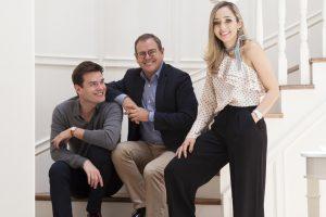Julio Vinueza y Juan Pablo Cárdenas - Revista CLAVE! edición 83